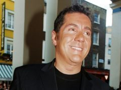 An impression of Dale Winton was removed from an ITV panel show following his death (Yui Mok/PA)