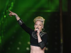 The singer is touring her Beautiful Trauma concert (PA)