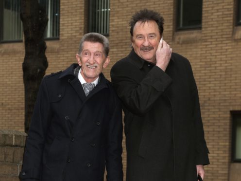 BBC comedy show ChuckleVision ran for 21 series from 1987 to 2009 (Yui Mok/PA)