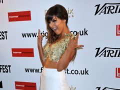 He asked and I said hell yeah! Roxanne Pallett reveals engagement news (Nick Ansell/PA)