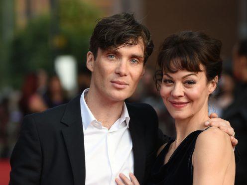 Cillian Murphy and Helen McCrory star in Peaky Blinders (Joe Giddens/PA)