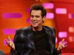 Jim Carrey has taken fewer roles in the last few years and instead focused on his art (PA)
