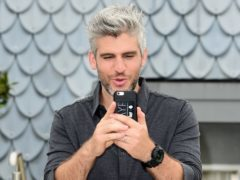 Max Joseph made his final appearance on the TV show Catfish (Ian West/PA Wire)