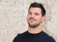 Taylor Lautner has praised his sister (Lauren Hurley/PA)