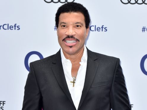 Lionel Richie's daughter Sofia celebrated turning 20 by posting a holiday snap to Instagram (Matt Crossick/PA Wire)