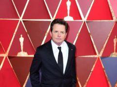 Michael J. Fox starred as Marty McFly (Ian West/PA)