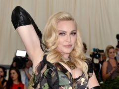 Madonna has paid tribute to son Rocco (Aurore Marechal/PA)