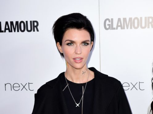 Ruby Rose is taking on the role of Batwoman (Ian West/PA)