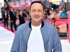 Prosecutors in California are reviewing a second sexual assault case against actor Kevin Spacey (Matt Crossick/PA)