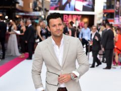 Mark Wright spends a lot of time in the US (Matt Crossick/PA)