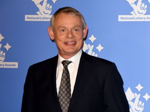 Martin Clunes has defended ITV's upcoming drama (Lauren Hurley/PA)
