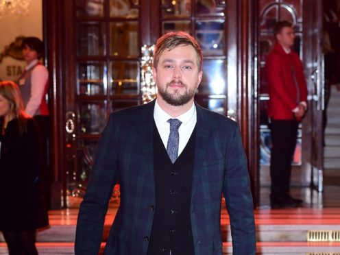 Iain Stirling has revealed details about the Love Island wrap party (Ian West/PA)