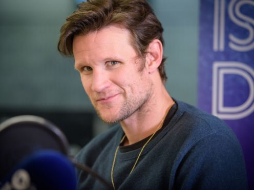 Matt Smith will be in the latest Star Wars, according to reports (BBC/PA)