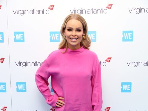 Katie Piper – 10 things you need to know. (Isabel Infantes/PA)