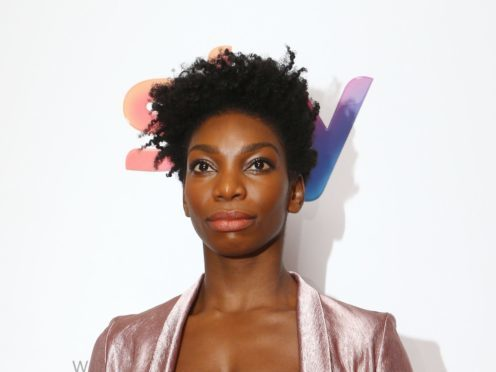 Michaela Coel will write and star in the drama (Gareth Fuller/PA)