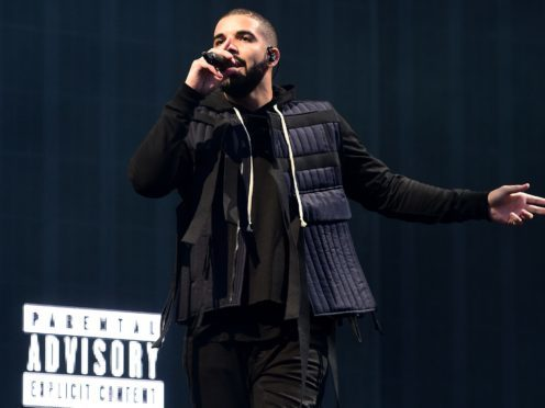Drake has announced the music video for his hit single In My Feelings will be released on Thursday (Ian West/PA)