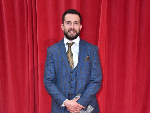 Emmerdale fans are uspet after Ross Barton (Michael Parr) tuned to cocaine to solve his problems. (Matt Crossick/PA)