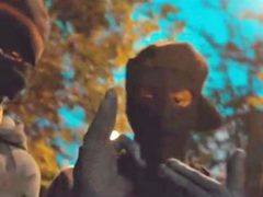 An image from a video for a drill rap song called Kill Confirmed (Metropolitan Police/PA)