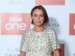 Keeley Hawes has said she studied former Home Secretary Amber Rudd in preparation for her new role. (Isabel Infantes/PA)