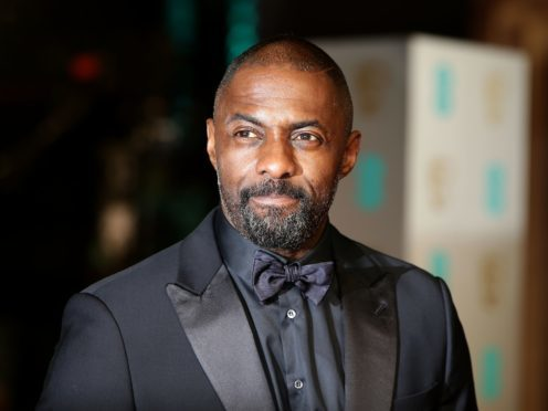 Idris Elba had been hotly tipped for the role (Yui Mok/PA)