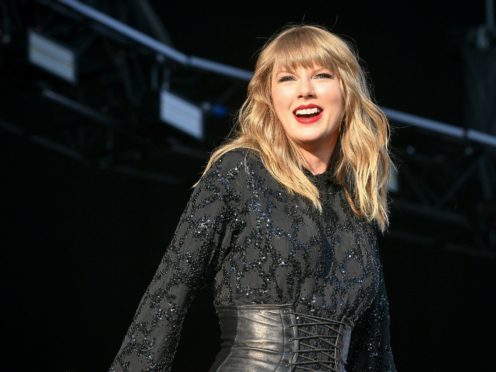 Their video surpassed Taylor Swift's Look What You Made Me Do (PA)