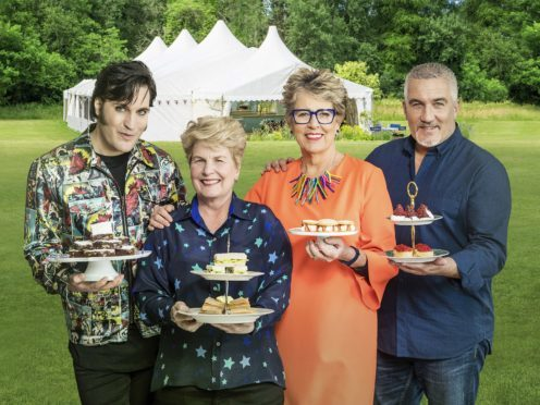 Netflix acquires the US rights for Channel 4's version of the The Great British Bake Off. (Mark Bourdillon/Love Productions)