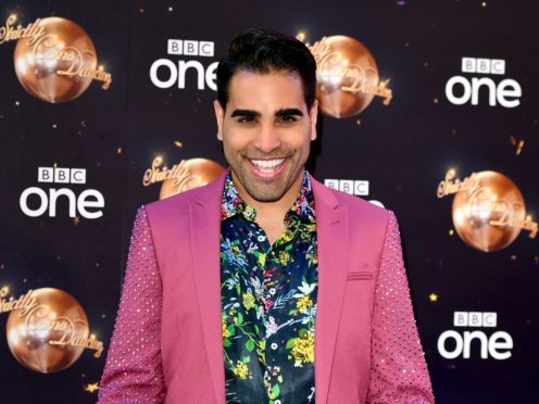 Dr Ranj Singh at the launch of Strictly Come Dancing 2018 held at The Broadcasting House, London.