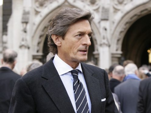 Nigel Havers has reportedly been signed up to present This Morning after impressing producers during a guest appearance (Yui Mok/PA)