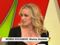 Stormy Daniels: I wanted to apologise for CBB no-show but I wasn't allowed (ITV/Loose Women)