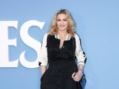 Madonna is about to celebrate her 60th birthday (Yui Mok/PA)