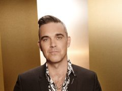 Loving X Factor instead? Robbie Williams says new job is 'most fun' ever (Thames/Syco/ITV)