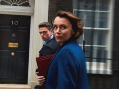 The Bodyguard(BBC/World Productions/Des Willie)