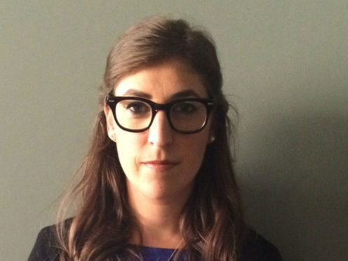 Mayim Bialik also discussed her plans for when the series finishes (MPL Communications/PA)