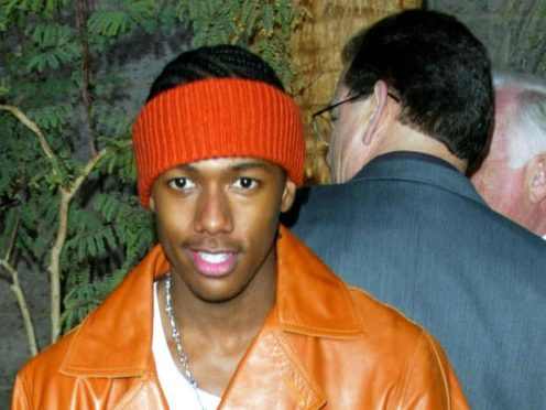 Nick Cannon has fired back at Kanye West (Anthony Harvey/PA)