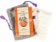 Lady Chatterley's Lover (Sotheby's)