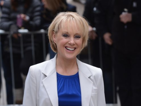 Sally Dynevor plays Sally Metcalfe on the soap (Stefan Rousseau/PA)