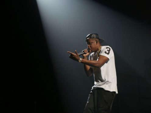 Jay Z has been named the highest paid hip-hop act of 2018 (Yui Mok/PA)