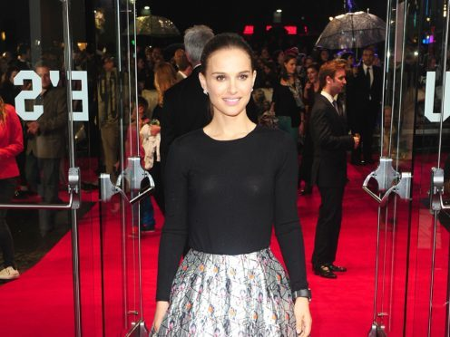 Natalie Portman's new movie will premiere at the BFI London Film Festival (Ian West/PA)