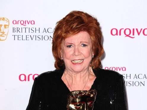 Cilla Black died at her Spanish home in 2015 (Ian West/PA)