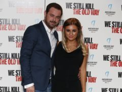 Danny Dyer will make his first TV appearance with his daughter Dani and her Love Island partner Jack Fincham. (Jonathan Brady/PA)
