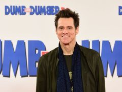 Jim Carrey urged Americans to remain united (Ian West/PA)