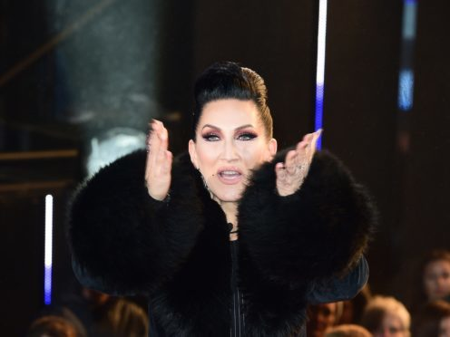 Michelle Visage will make her West End debut (Ian West/PA)