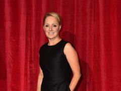 Sally Dynevor has played Sally Metcalfe for 32 years (Matt Crossick/PA)