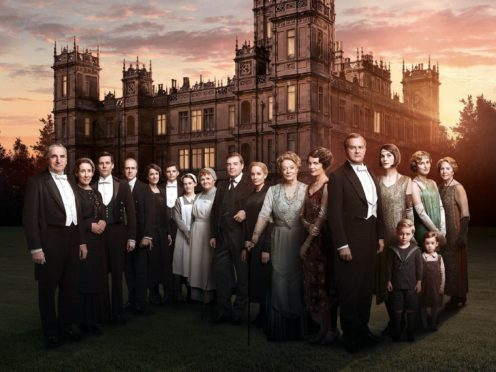 Downton Abbey series 6 cast (Nick Briggs/ITV)