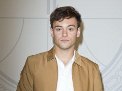Tom Daley: I held my father's hand as he died (Isabel Infantes/PA)