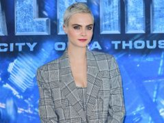 Cara Delevingne has become the latest celebrity to join the thousands of women sharing their #WhyIDidntReport stories (Ian West/PA Wire)