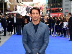 Ollie Locke has announced he is engaged to his partner Gareth (Ian West/PA)