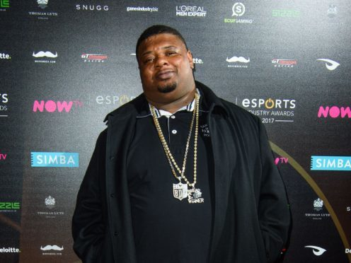 Big Narstie says drill music is being used as a scapegoat by politicians and the police to explain violence in London (Matt Crossick/PA)