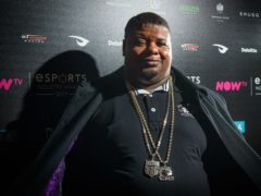 Big Narstie attending the NOW TV Esports Industry Awards 2017, at the Brewery in London. PRESS ASSOCIATION Photo. Picture date: Monday November 13th, 2017 Photo credit should read: Matt Crossick/PA Wire.
