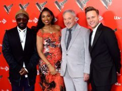 The Voice UK to allow trios to take part as coaching line-up unveiled (Ian West/PA)